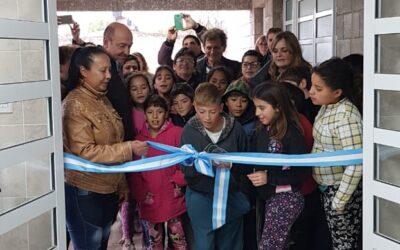 Inauguración cocina integrada centro de día
