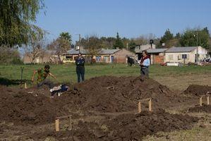 10 Viviendas, construcción en marcha