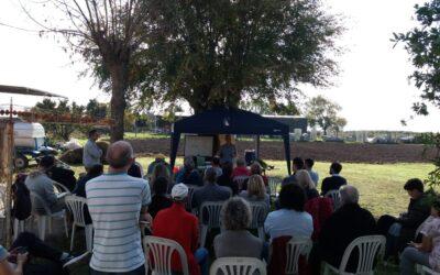 Jornada de Agroecología en Periurbanos