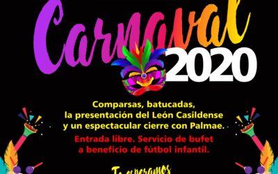 21 DE FEBRERO CARNAVAL EN AREQUITO