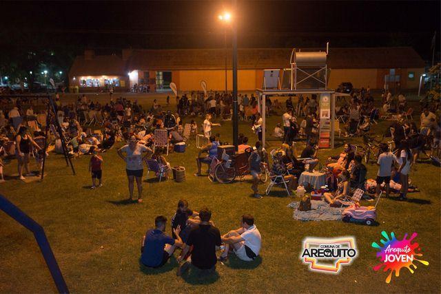 Pic Nic nocturno, un clásico del verano arequitense