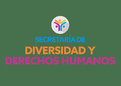 Secretaría de Diversidad y Derechos Humanos: