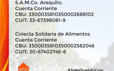 Cuentas Solidarias Arequito
