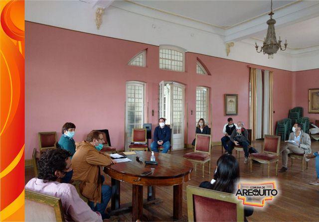 Se elevó pedido de habilitación de actividades desde el comité de crisis del Departamento Caseros.