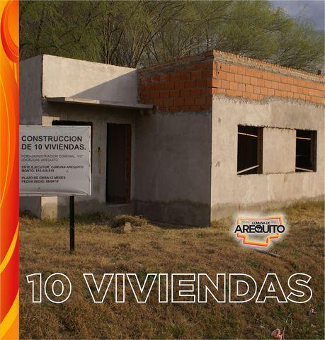10 viviendas